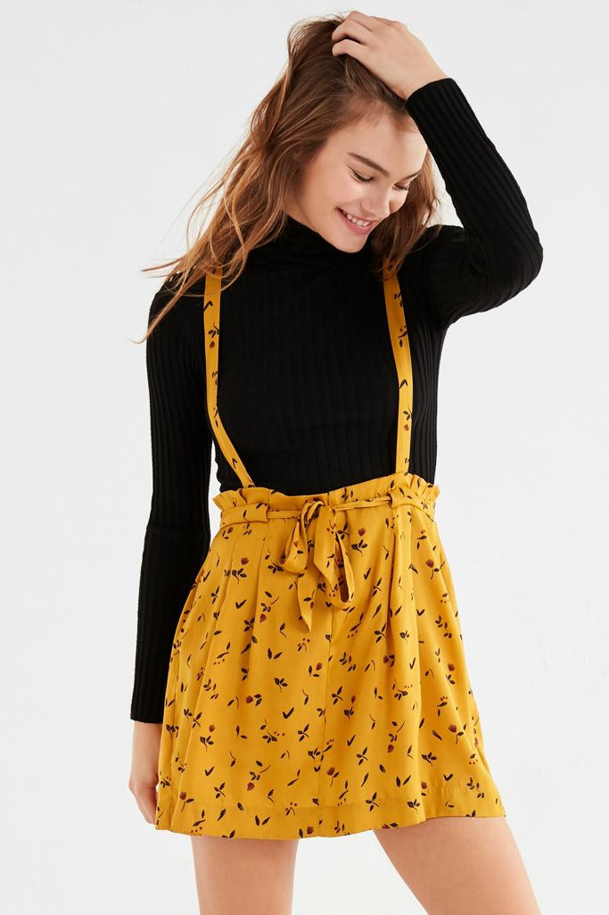 UO Blossom Suspender Skirt Sold Out