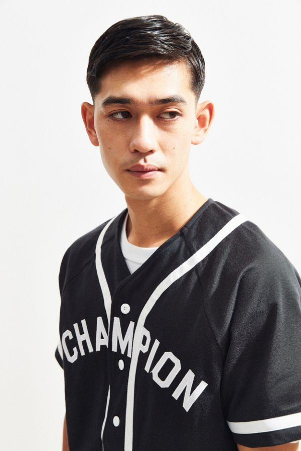 370113fe5257 Champion Braided Baseball Jersey | Urban Outfitters
