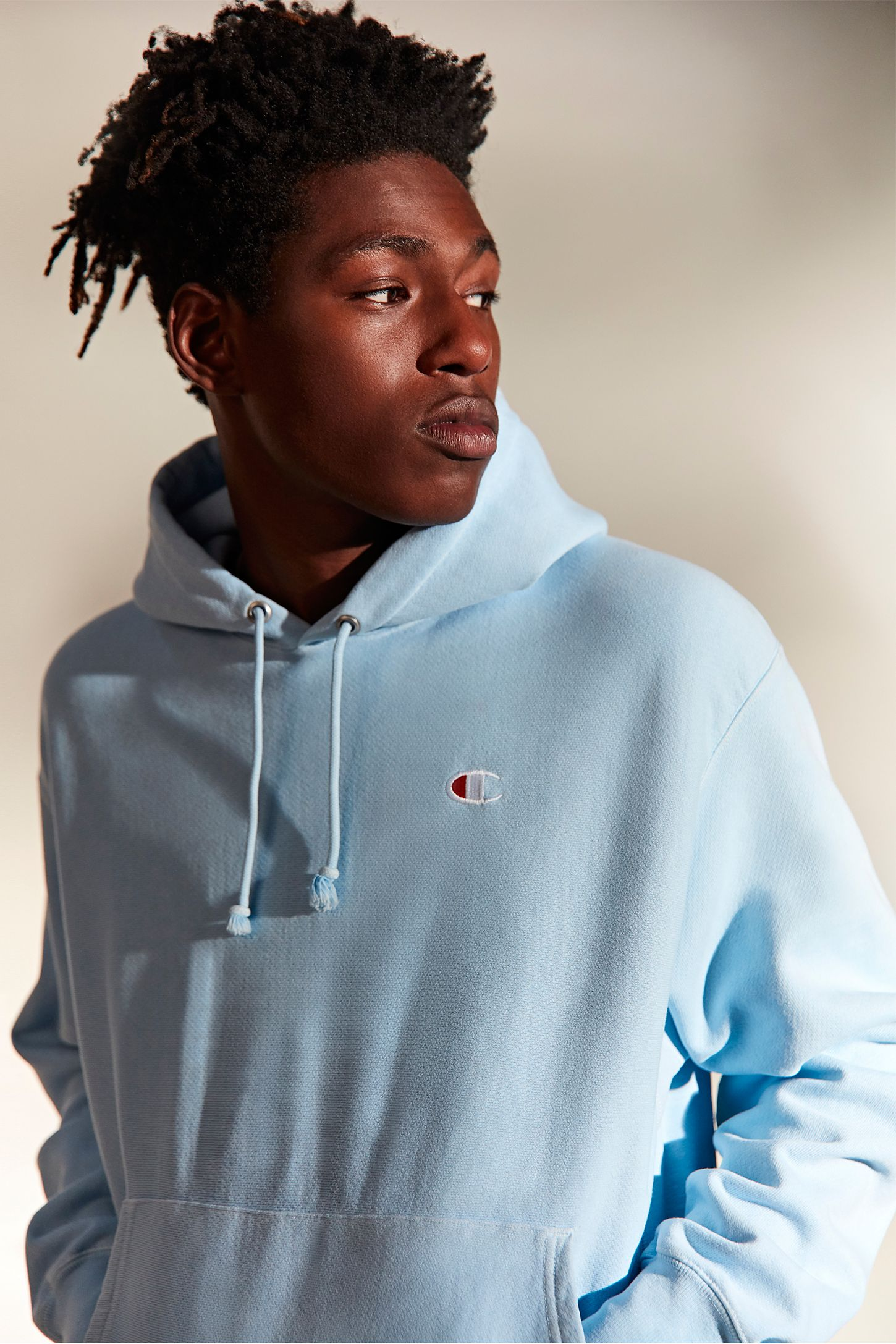 177e4013dd7b Champion Reverse Weave Hoodie Sweatshirt Urban Outfitters   Saddha