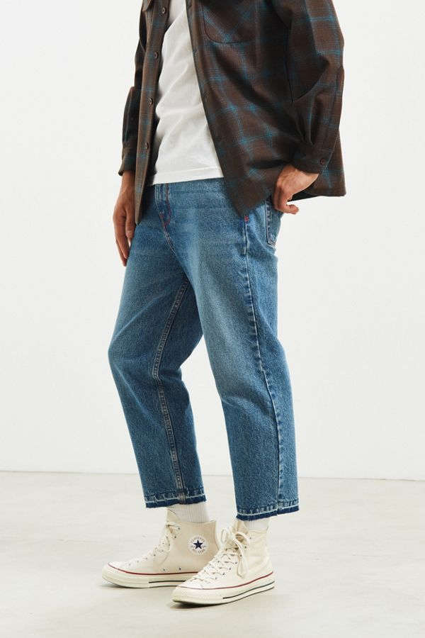 fb2dfb3ab BDG Rustic Wash Straight Cropped Jean | Urban Outfitters