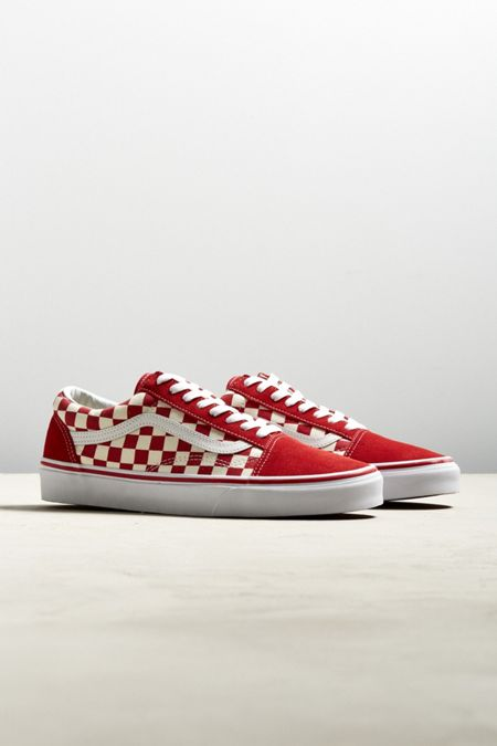 9bd23d3c012f Vans Old Skool Checkerboard Sneaker