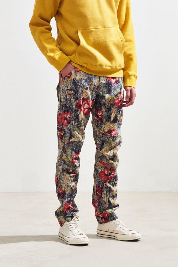 5cc70a1f G-Star Elwood Vintage Aloha Floral Slim Jean | Urban Outfitters