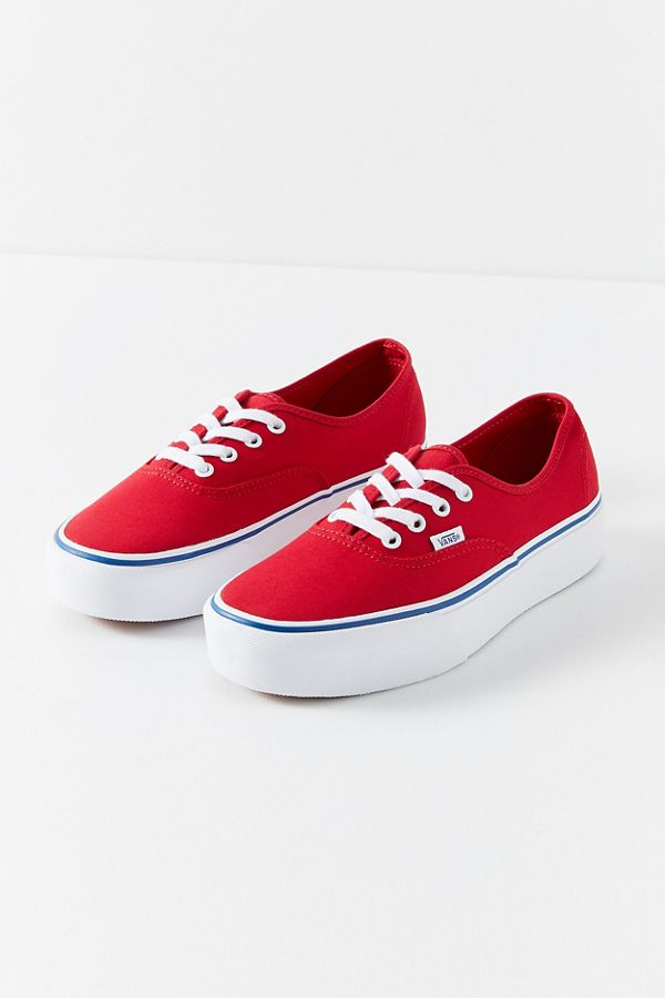 Vans Authentic Platform 2.0 Sneaker