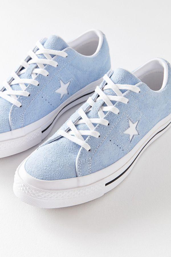 Converse One Star Suede Sneaker
