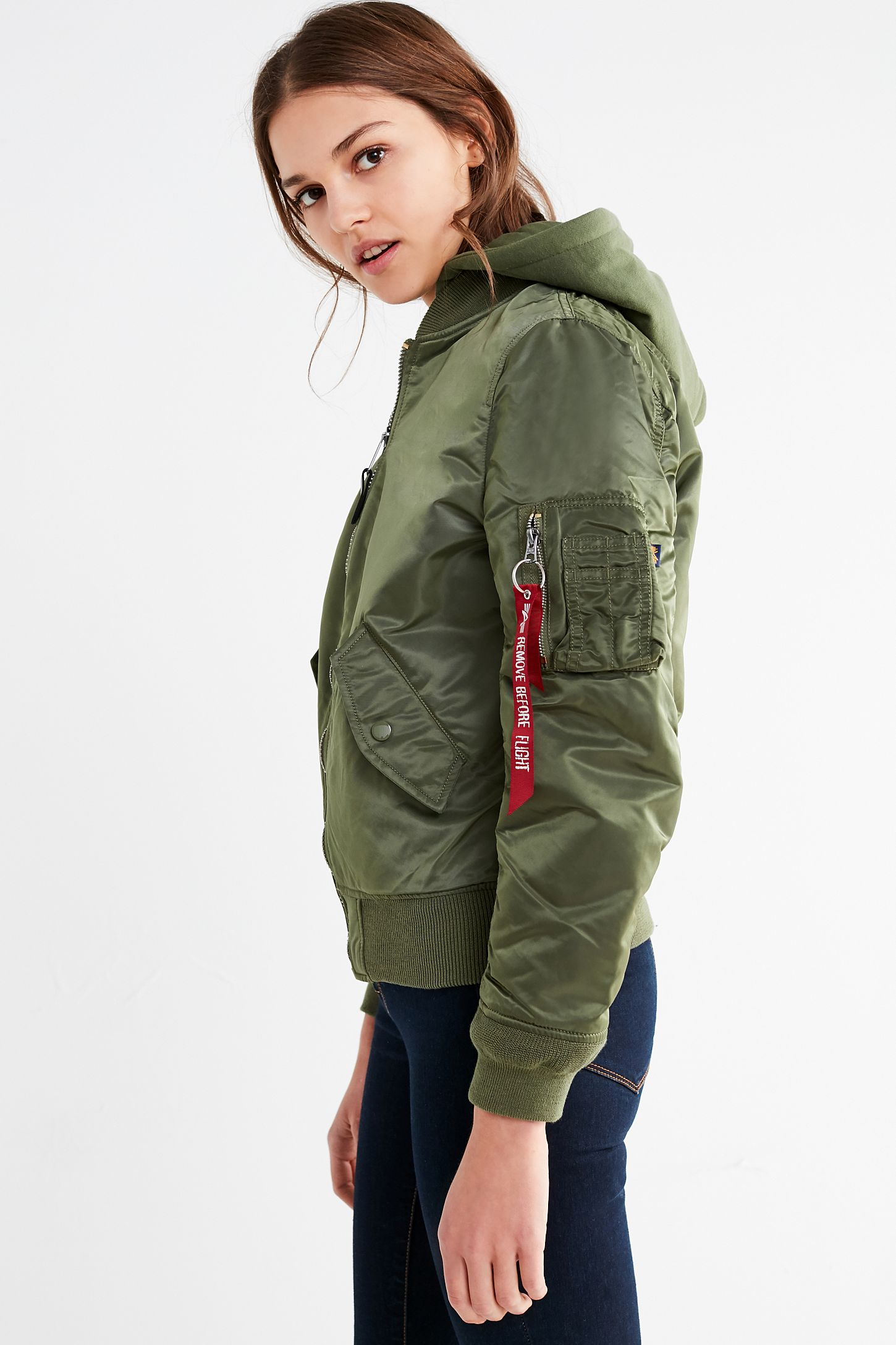 8d22c0ffea8cf Slide View  6  Alpha Industries MA-1 Natus Bomber Jacket