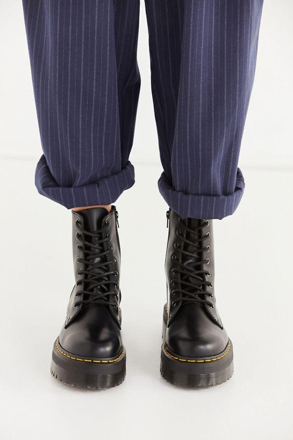 04c3059a9 Dr. Martens Jadon Platform 8-Eye Boot | Urban Outfitters