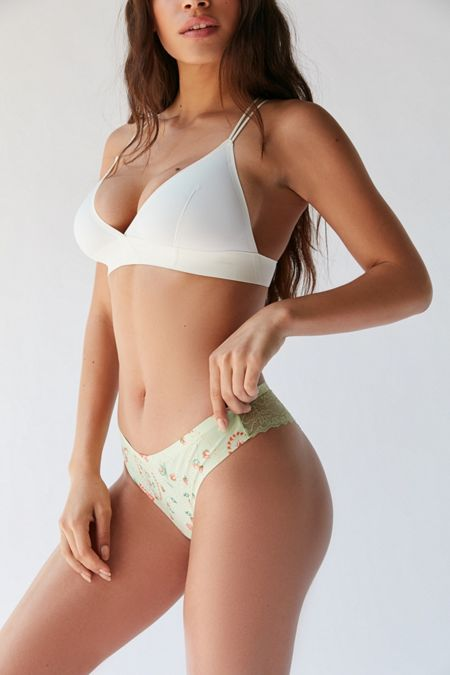a94ddef3ce15 Underwear for Women: Lace, Ribbed, Laser-cut + More | Urban Outfitters