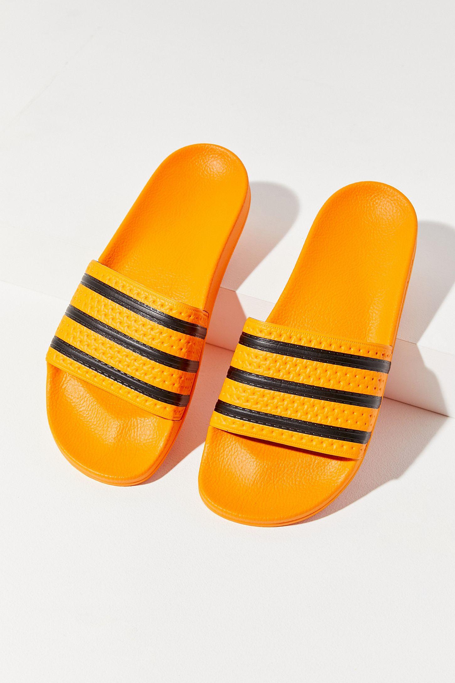 e6c09ddc7fda adidas Adilette Mono Slide Sandal
