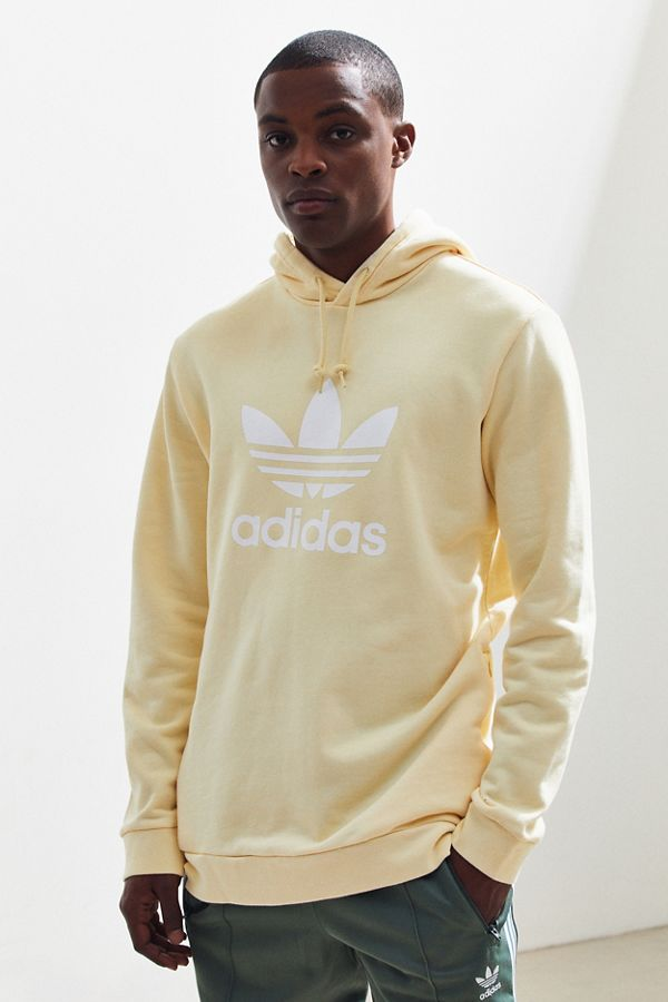 d8b89feb9eeb adidas Trefoil Warm-Up Hoodie Sweatshirt