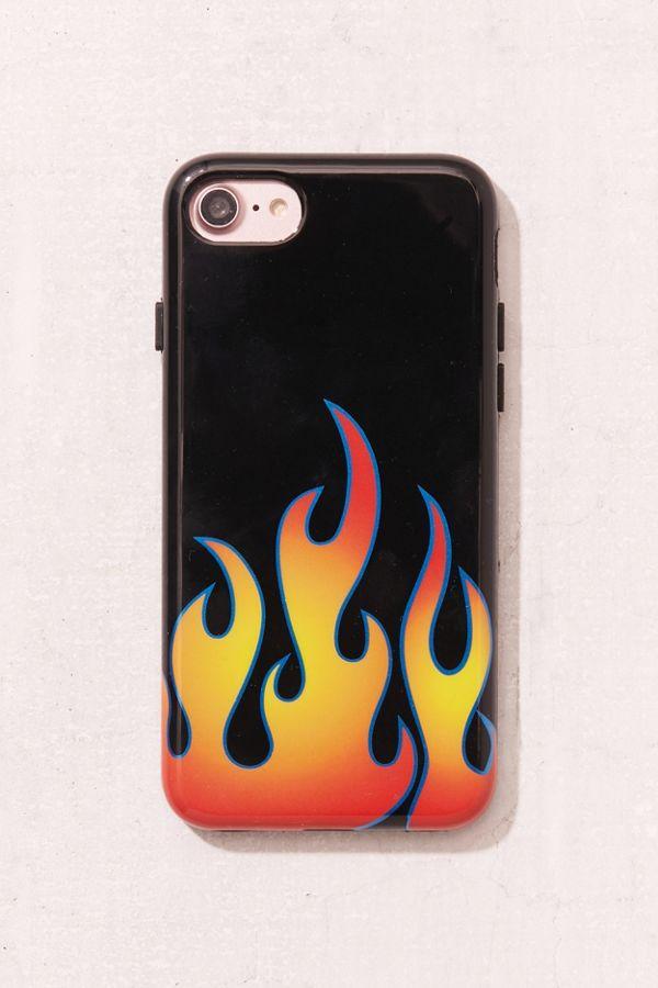 super popular b571d 84ad5 Velvet Caviar Flames iPhone 7/8 Case