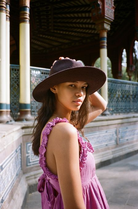 d6efa8d294dac UO Maddie Woven Panama Hat