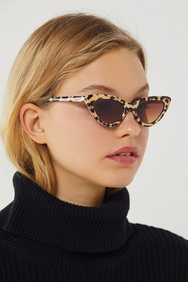 5ab8b2a1a42 Wild Child Cat-Eye Sunglasses