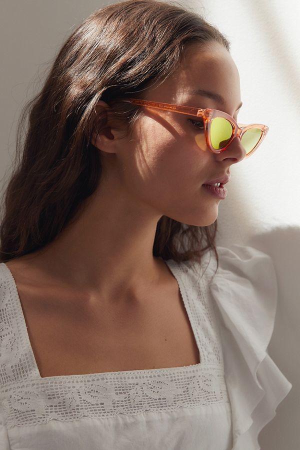 8488fd2988 Slide View  1  Wild Child Cat-Eye Sunglasses