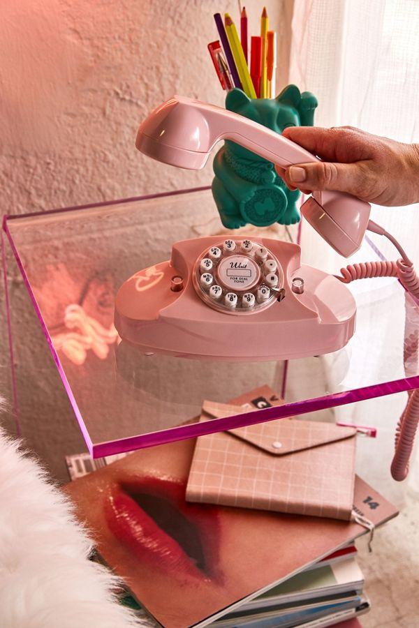 Slide View: 1: Crosley Princess Phone