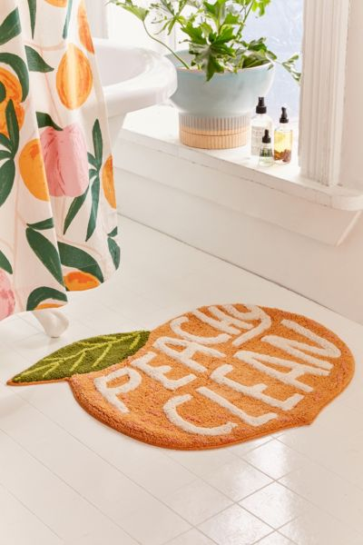 Bathroom Rugs + Bath Mats