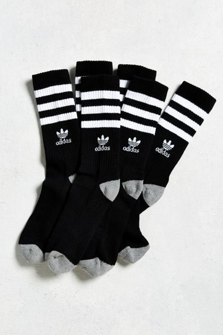 830f2db24 adidas Originals Roller Crew Sock 3-Pack