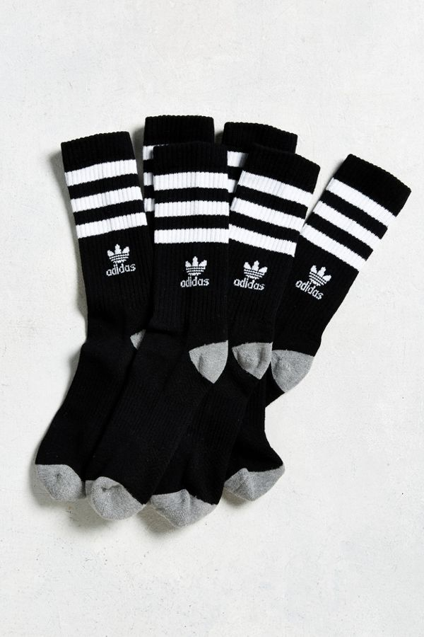 fed8916f9 adidas Originals Roller Crew Sock 3-Pack | Urban Outfitters Canada