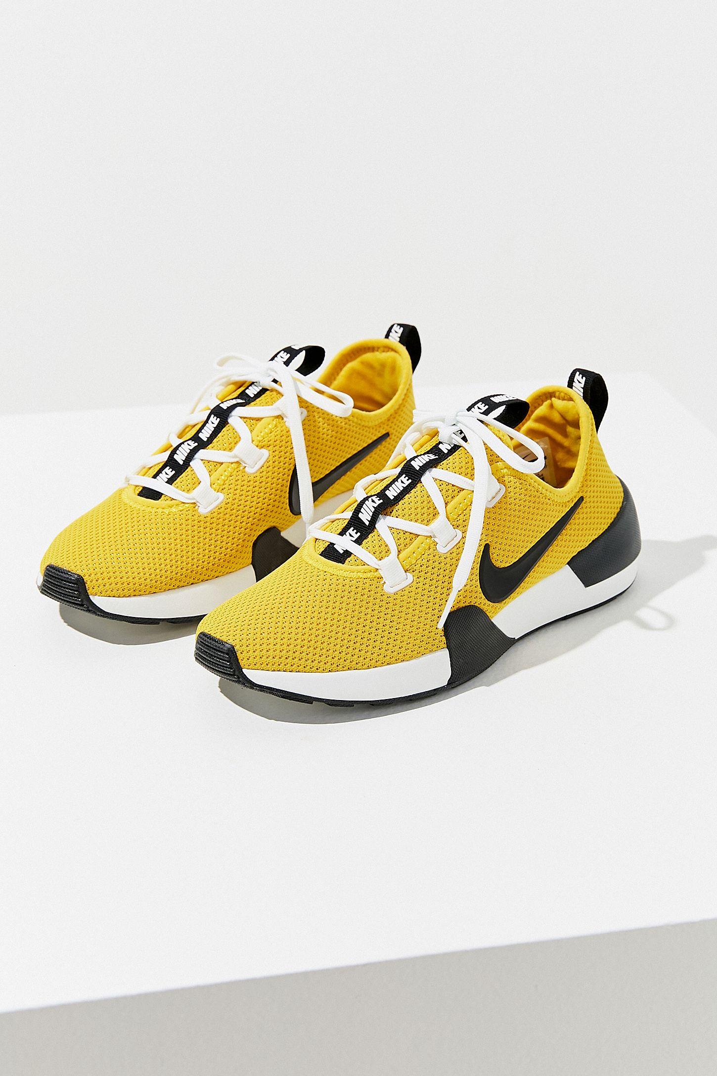 0de82bd4aa94 Nike Ashin Modern Yellow Sneaker