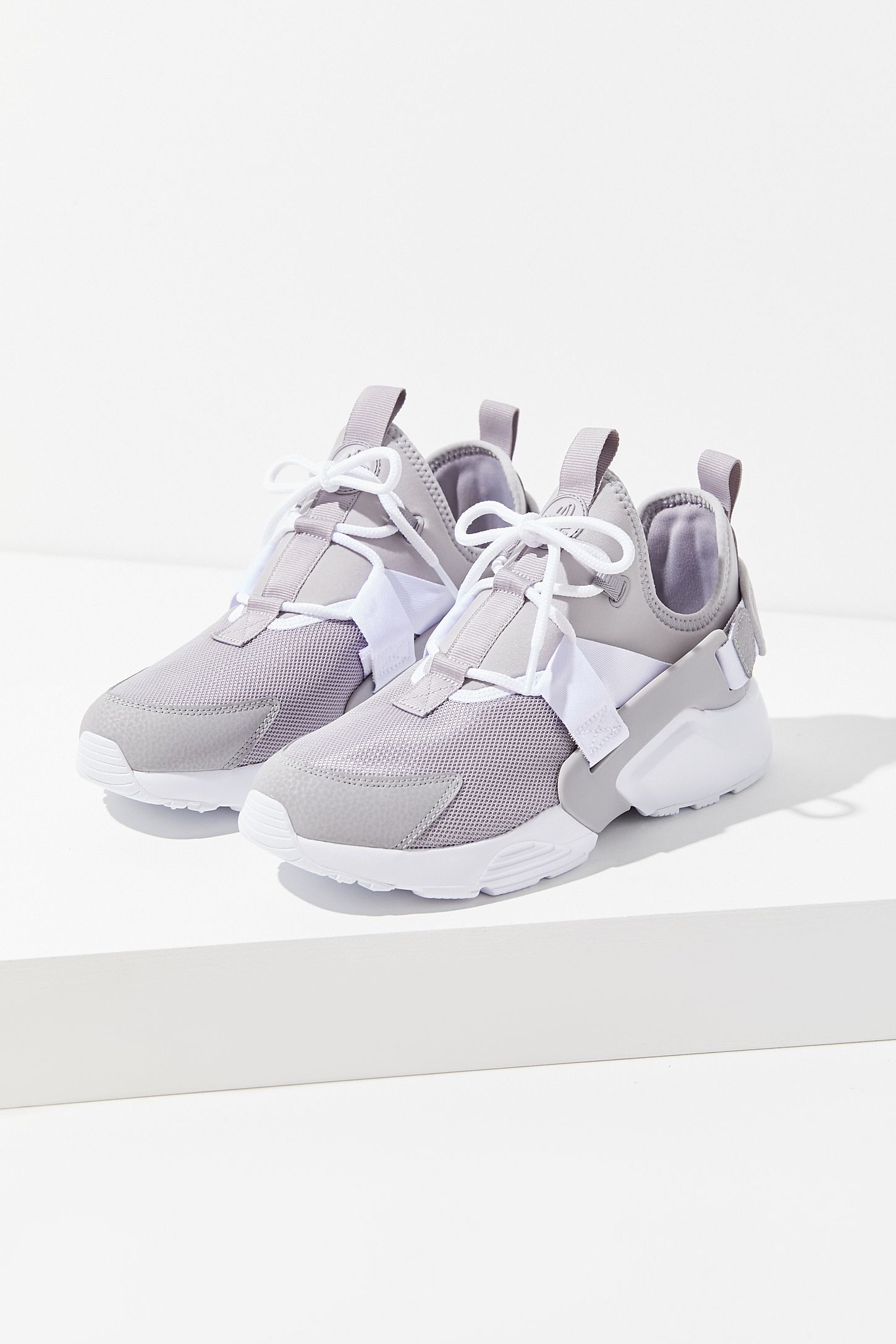c27e83411a6a Nike Air Huarache City Low Grey Sneaker. Tap image to zoom. Hover to zoom.  Double Tap to Zoom