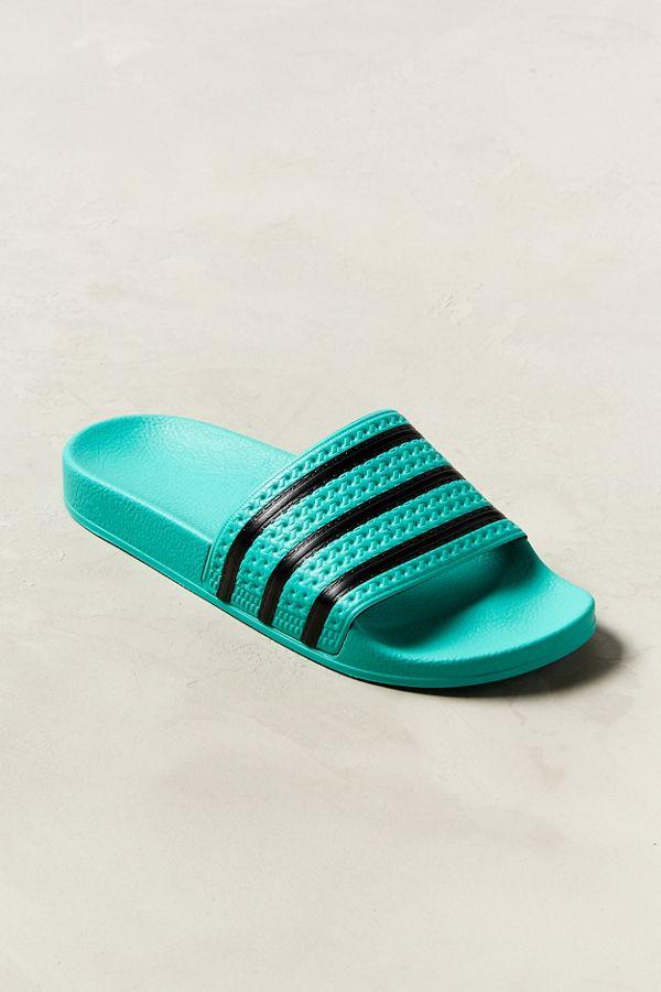 535acf4edad adidas Adilette Colorful Slide Sandal | Urban Outfitters