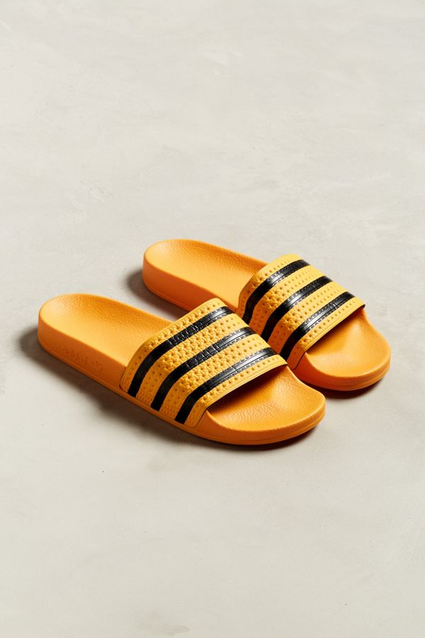 946b7d6bb8e2cc adidas Adilette Orange Slide Sandal