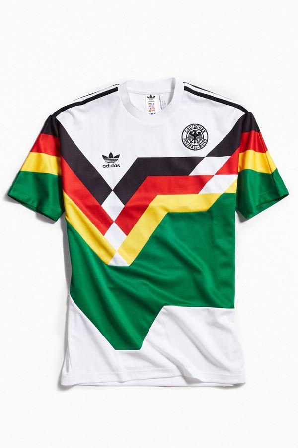 5cd0c49b6c2 adidas Germany Mash-Up Jersey
