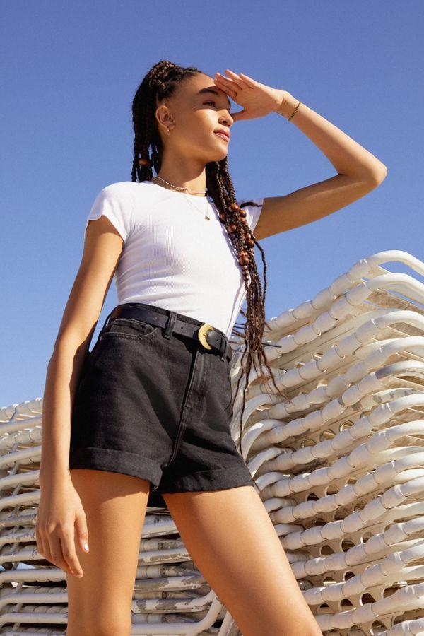 high rise shorts canada