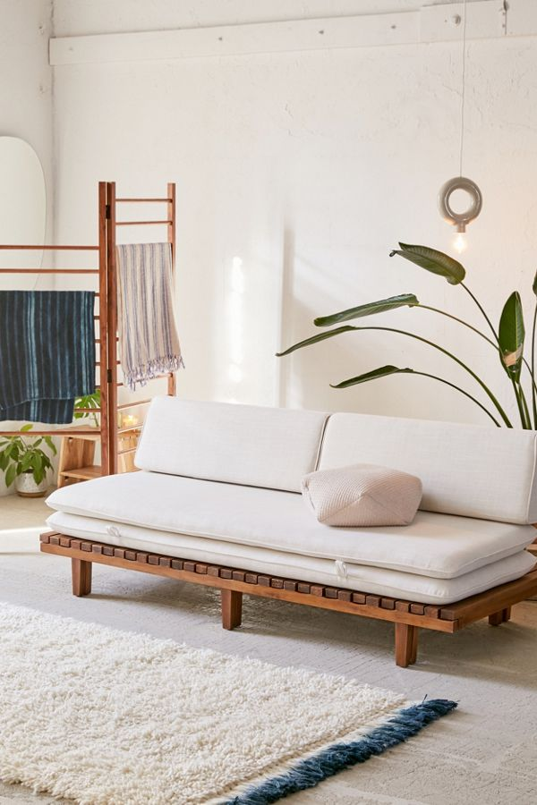 Day Bed.Osten Convertible Daybed Sofa
