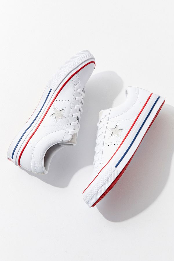 286d3892290173 Converse One Star Leather Sneaker