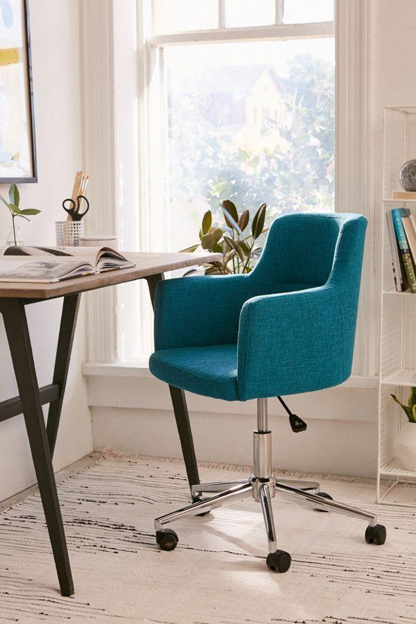 Slide View: 1: Aidan Adjustable Desk Chair