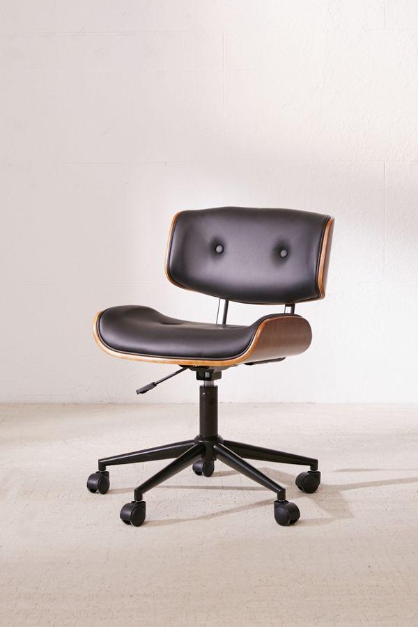 Tremendous Lombardi Adjustable Desk Chair Spiritservingveterans Wood Chair Design Ideas Spiritservingveteransorg