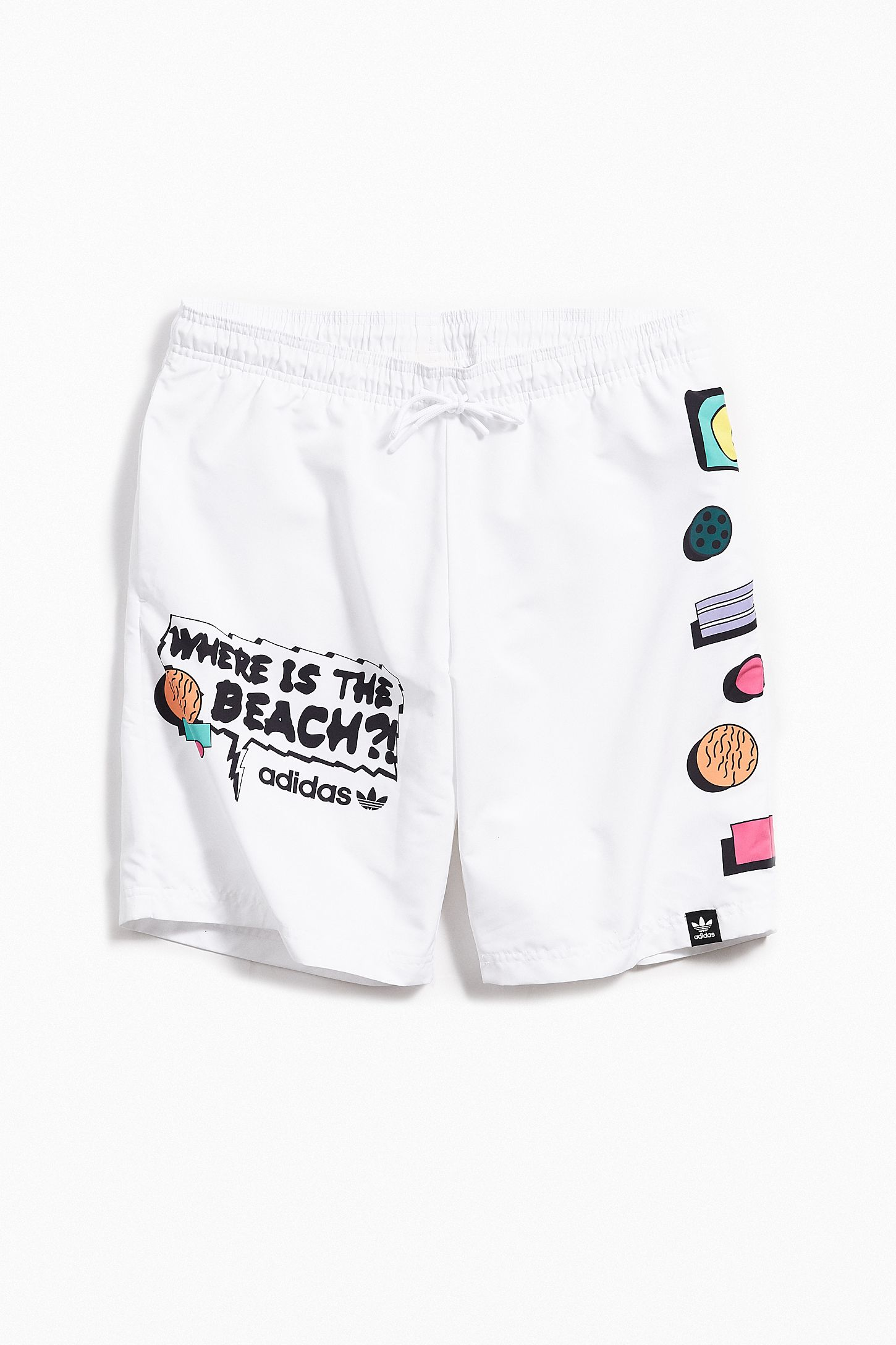 940836d7b5 adidas Collective Memories Swim Short | Urban Outfitters