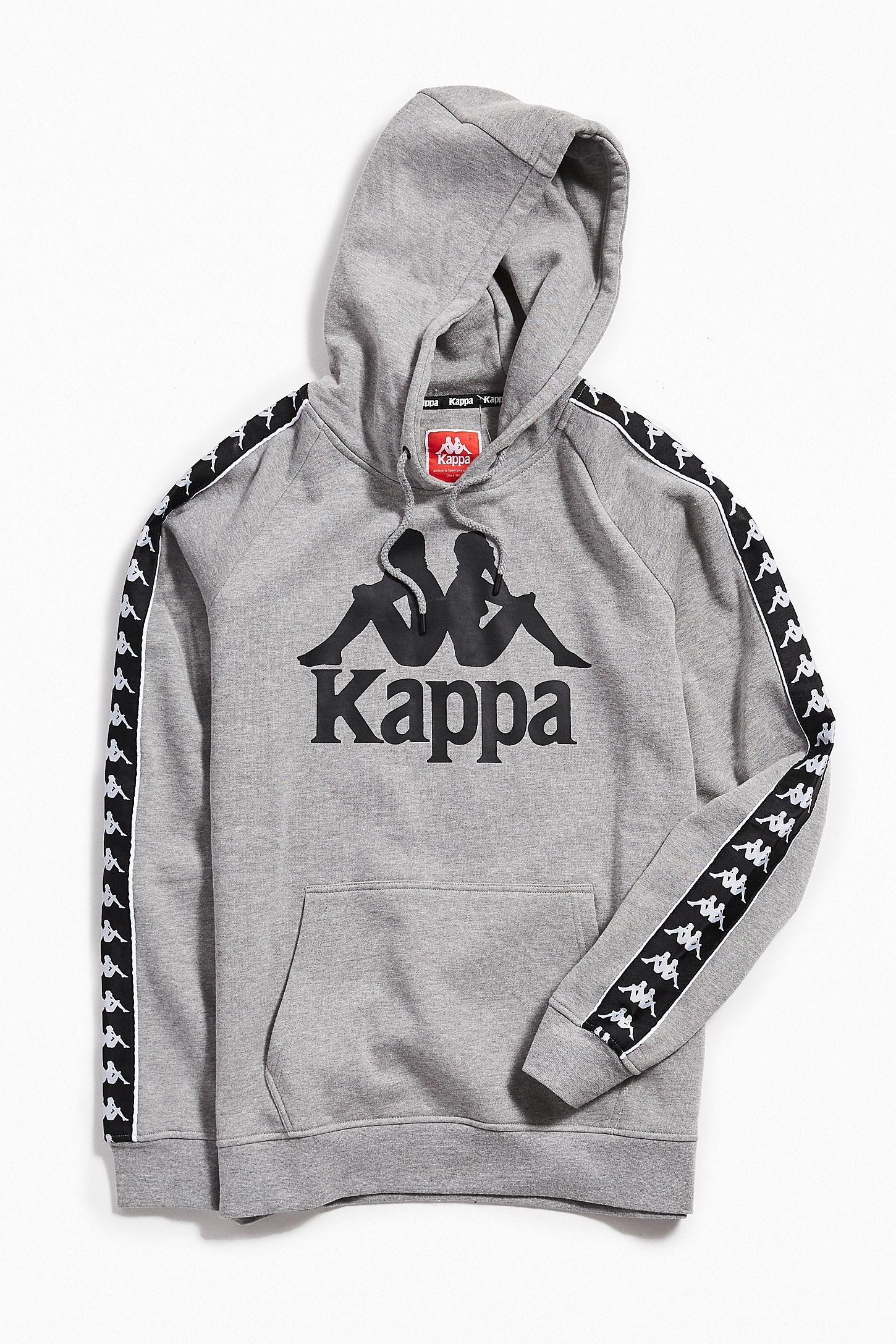 3bfbea1fafab Kappa Authentic Hurtado Hoodie Sweatshirt