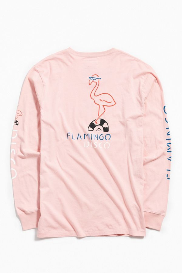 ef22f14388 Barney Cools Flamingo Disco Long Sleeve Tee