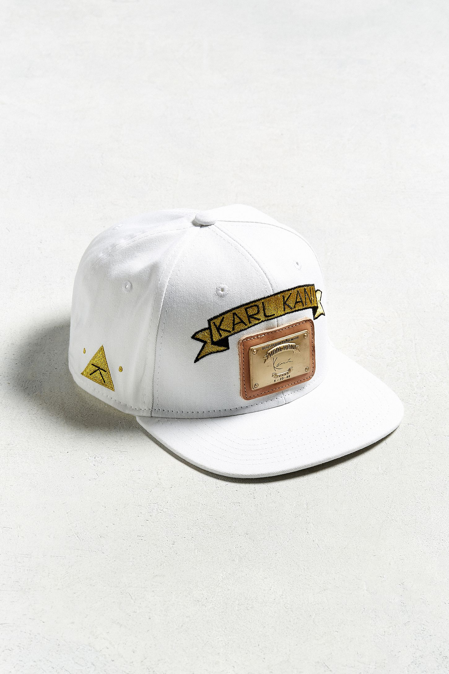 bdfe5a00e635d Karl Kani 39Thirty Snapback Hat