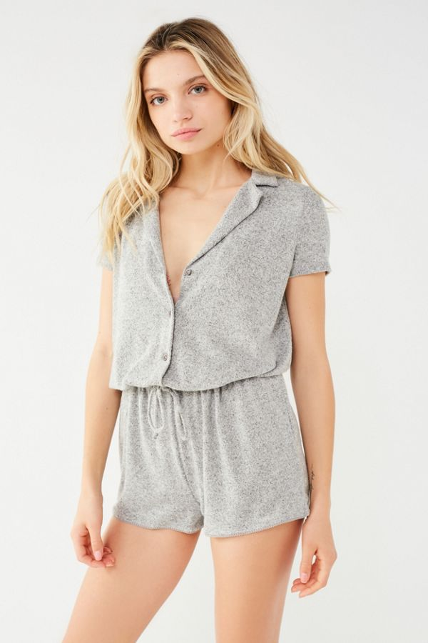6c325af6e3b Out From Under Cozy PJ Romper
