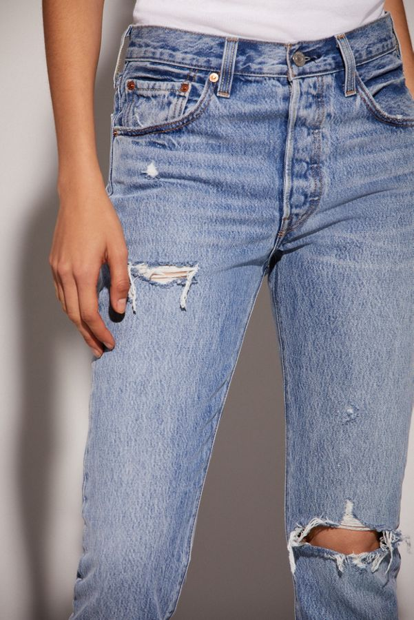 31cd6033 Levi's 501 Skinny Jean – Can't Touch This | Urban Outfitters