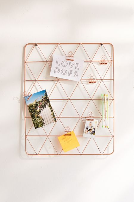 Amazing Metallic Desk Organizers Accessories Urban Outfitters Home Interior And Landscaping Ferensignezvosmurscom