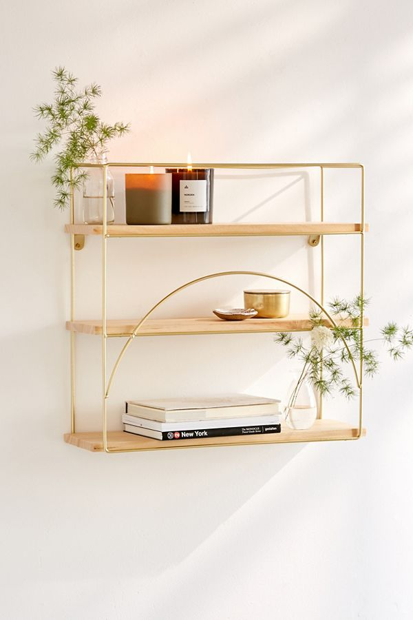 Lauren Wall Shelf Urban Outfitters
