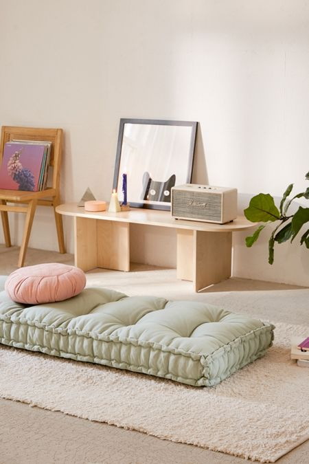 Brilliant Green Floor Pillows Cushions Urban Outfitters Pdpeps Interior Chair Design Pdpepsorg