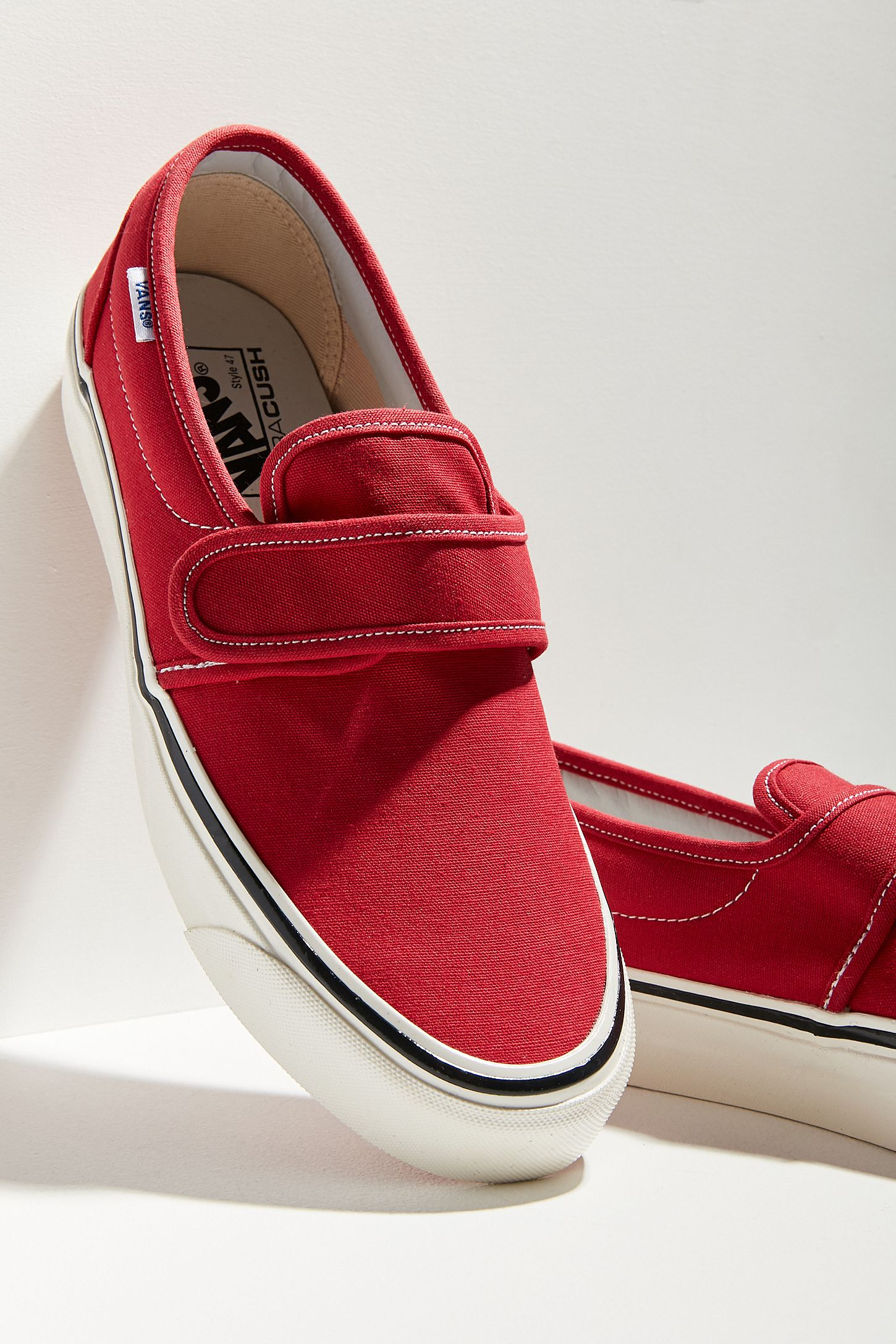 a3811332d4 Vans Anaheim Factory 47 V DX Slip-On Sneaker