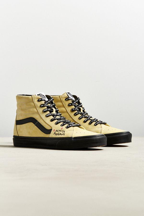 0cd9d0946e41 Vans X A Tribe Called Quest Sk8-Hi Sneaker