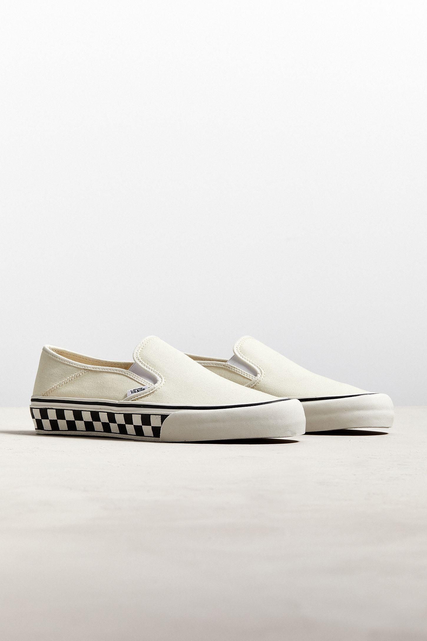 c36ad5a75a Vans Slip-On SF Checkerboard Sneaker