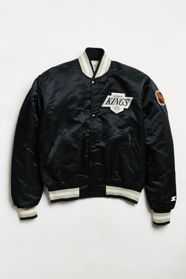 new product a1e0b 98007 Vintage Starter Los Angeles Kings Varsity Jacket