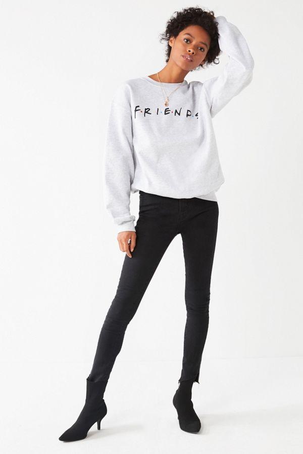 plus grand choix sortie en ligne bon service Friends Logo Crew Neck Sweatshirt