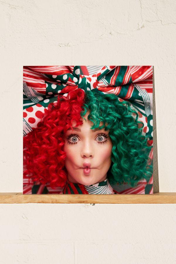 Everyday Is Christmas.Sia Everyday Is Christmas Lp