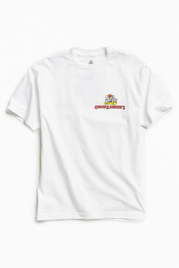 92e876c6 Chuck E. Cheese Logo Tee | Urban Outfitters