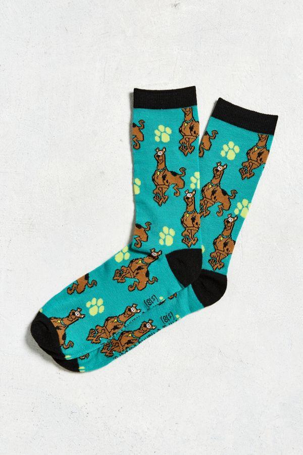 70b12aa773c Slide View  1  Scooby Doo Sock