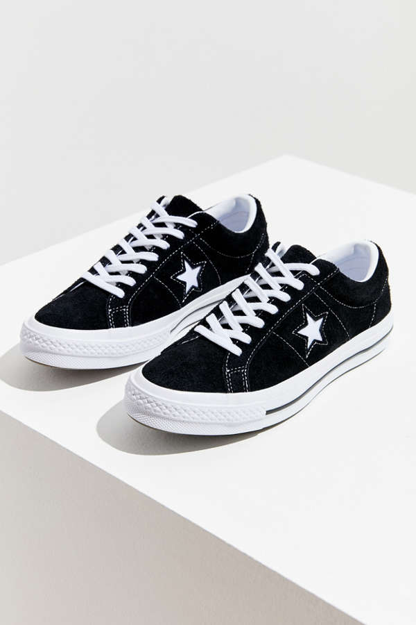 0b0a90256062 Converse One Star Suede Ox Sneaker