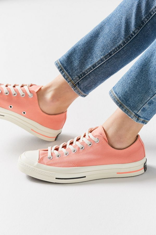 303aa7f23c7333 Converse Chuck 70 Canvas Brights Low Top Sneaker
